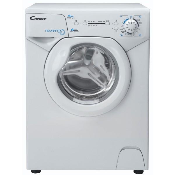 Veļas mašīna Candy AQUA1041D1 A+ 4kg 1000rpm (Nocenota)